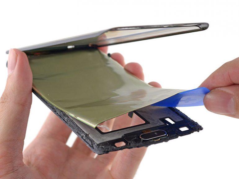 Samsung S6 Edge Plus Orjinal Ekran Değişimi